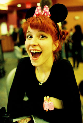 hayley williams twitter. 2011 hayley williams twitter